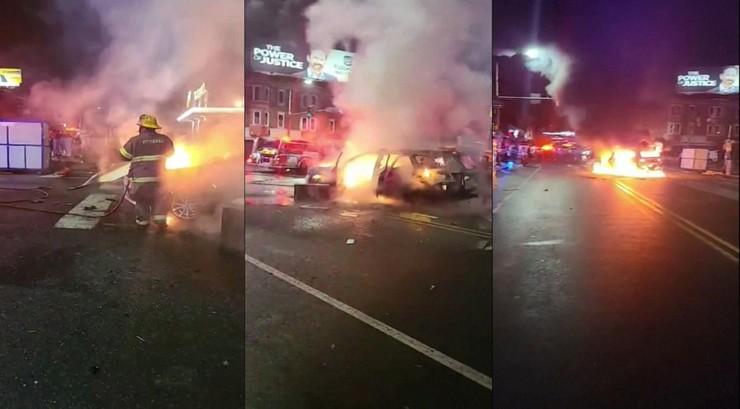 Afroamerykanin zastrzelony przez policję. Zamieszki w Filadelfii