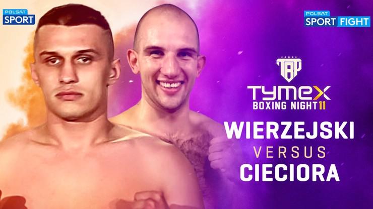 """Tymex Boxing Night 11: """"W Dzierżoniowie będzie burza z grzmotami"""""""