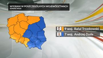 Wyniki w województwach. Kto gdzie wygrał?