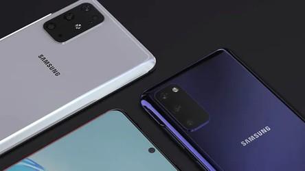 Tak będzie wyglądać kolejny flagowiec Samsunga. Oto Galaxy S20+ 5G