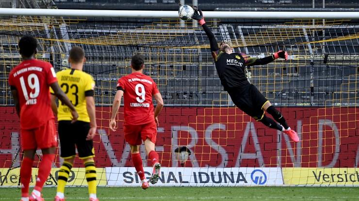 Piękny gol dał triumf Bayernowi! Mistrzostwo Niemiec nie dla Borussii?