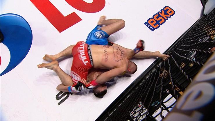 FEN 27: Rębecki rozbił Magomedova w walce wieczoru