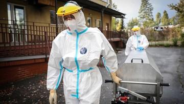 Koronawirus w Polsce. Blisko 12 tys. nowych przypadków zakażeń