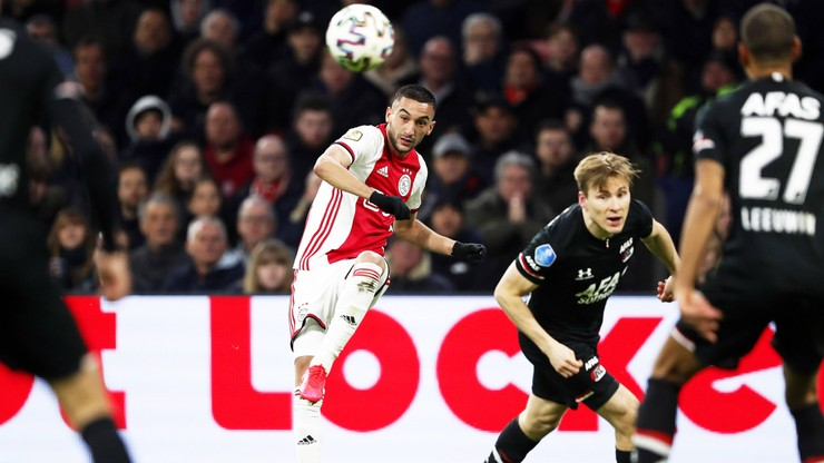 Pierwszy raz od 75 lat nie będzie piłkarskiego mistrza Holandii