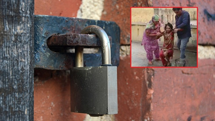 Indie. Zamknął żonę w toalecie na 1,5 roku. Twierdził, że jest niepoczytalna