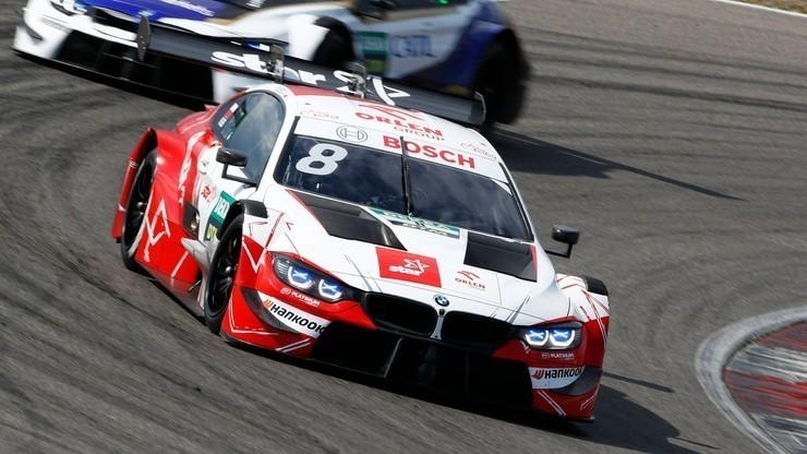 Seria DTM: Robert Kubica 16. w sobotnim wyścigu na Nuerburgringu, wygrana Nico Muellera