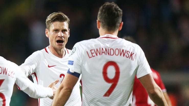 Bundesliga: Jubileusz Lewandowskiego i Piszczka