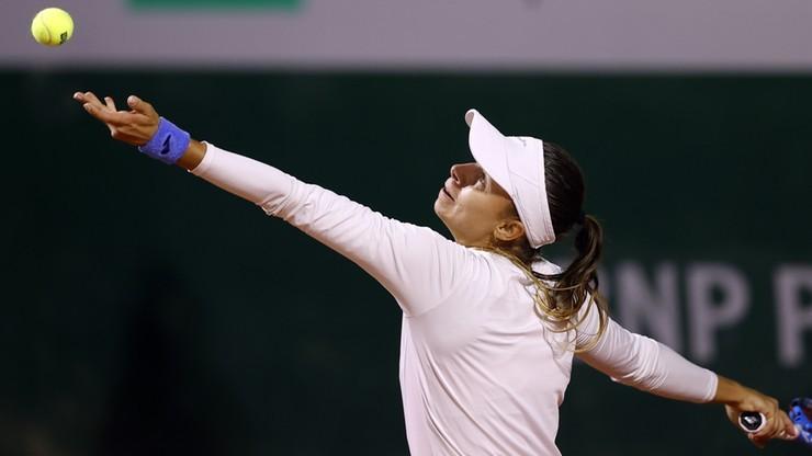 Turniej WTA w Ostrawie: Linette odpadła w pierwszej rundzie