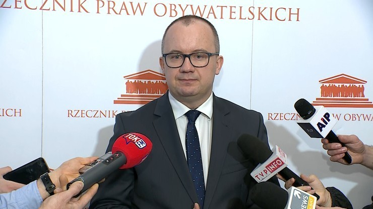 Dane przekazane Poczcie Polskiej. RPO skarży do sądu decyzję ministra
