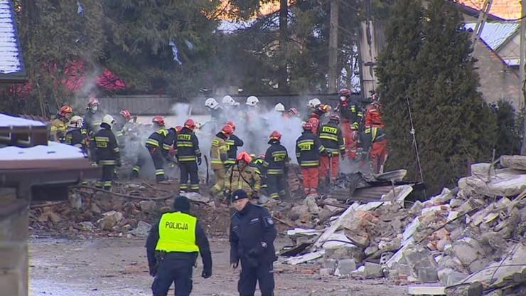 Wybuch gazu w Szczyrku. Aresztowano prezesa firmy budowlanej i pracowników