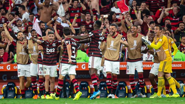 Copa Libertadores: Flamengo Rio de Janeiro w finale