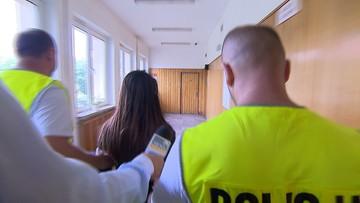 8 lat więzienia za spalenie ciała dziecka w piecu