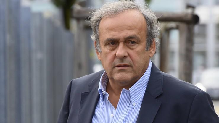 Nowe kłopoty Platiniego? Prokuratura przesłuchuje go jako oskarżonego!