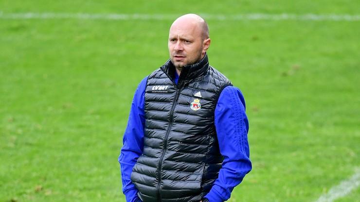PKO BP Ekstraklasa. Trener Wisły Kraków: Chcemy wreszcie być sobą