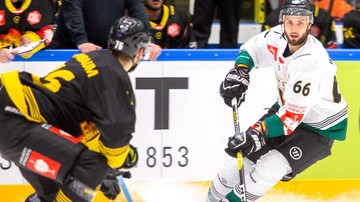 2019-10-15 Hokejowa LM: Vienna Capitals - GKS Tychy. Transmisja w Polsacie Sport Extra