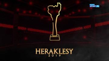 """Heraklesy polskiego MMA 2019: Nominacje w kategorii """"Odkrycie roku"""""""