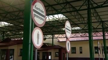 MSZ: granica Białorusi z Polską i Litwą zamknięta