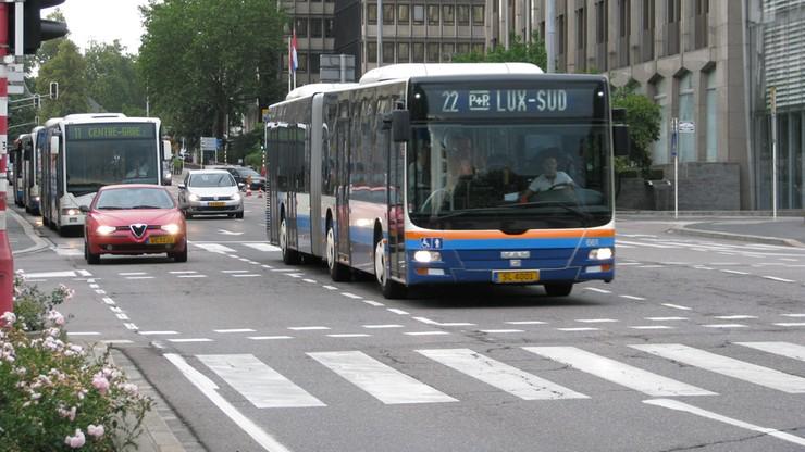 Luksemburg pierwszym krajem z darmową komunikacją publiczną