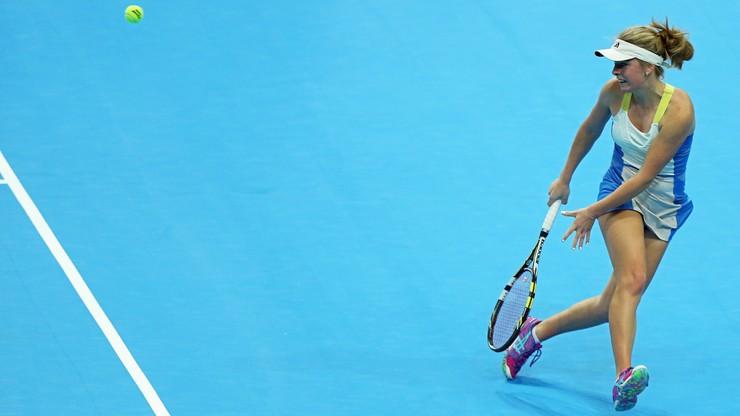 WTA w Dausze: Niepowodzenie Fręch w kwalifikacjach