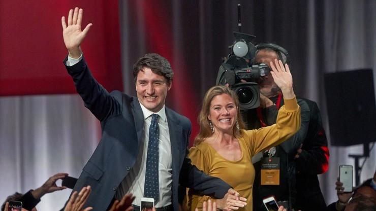 Żona premiera Kanady zarażona koronawirusem. Była na imprezie z tysiącami osób
