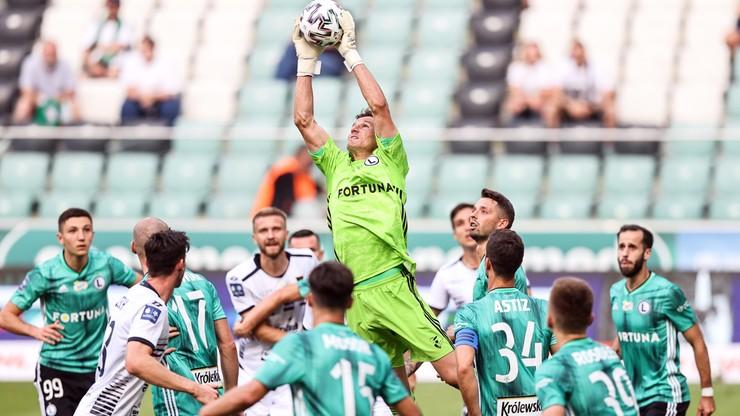 Liga Mistrzów: Legia Warszawa poznała rywala w 1. rundzie eliminacji