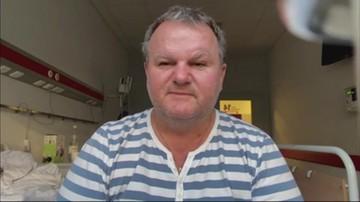 """Marek Posobkiewicz pacjentem. """"Miałem być tu w innym charakterze"""""""