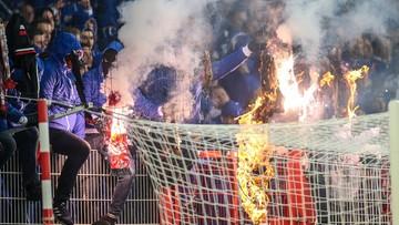 Bundesliga: Dotkliwa kara dla Unionu Berlin za wybryki kibiców