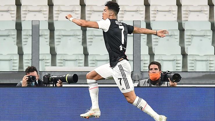 Serie A: Cristiano Ronaldo ustanowił kolejny rekord. Dokonał tego jako jedyny na świecie