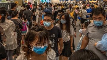 Zakaz wjazdu do USA dla 270 mln Chińczyków? Plan amerykańskiego rządu