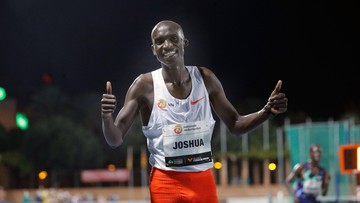 Rekordzista świata Joshua Cheptegei będzie patronem ulicy w stolicy Ugandy