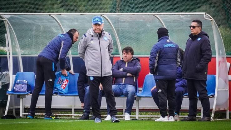 """Ancelotti odejdzie z Napoli po meczu z Genk? """"Walizka zawsze musi być spakowana"""""""