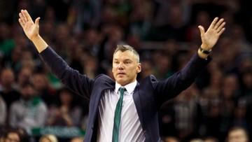 Znany litewski koszykarz wraca do Barcelony jako trener