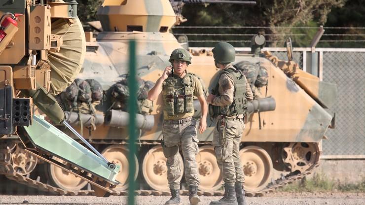 Pentagon: turecka armia ostrzelała wojsko USA