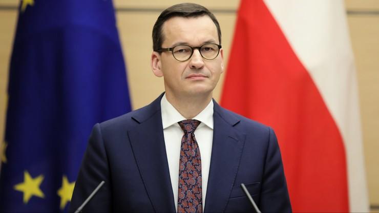 Morawiecki w Politico: Związek Radziecki nie wyzwolił Warszawy