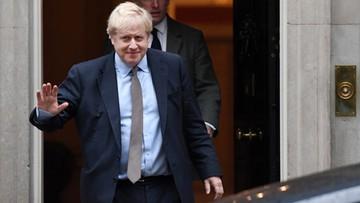 Johnson zaproponuje przedterminowe wybory. Podał datę