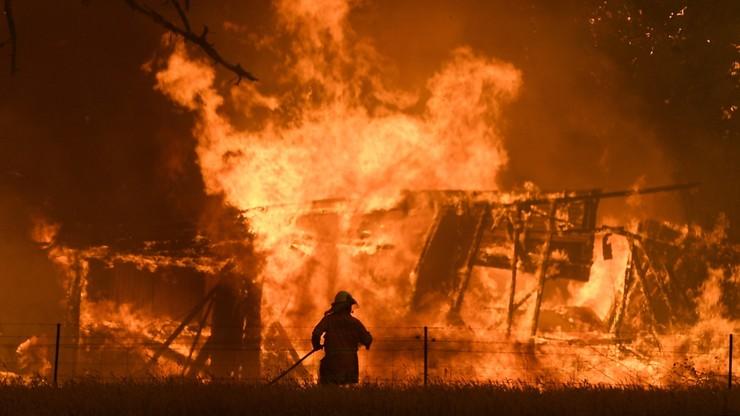 Dziesiątki tysięcy ludzi wezwanych do ewakuacji w związku z pożarami w Australii