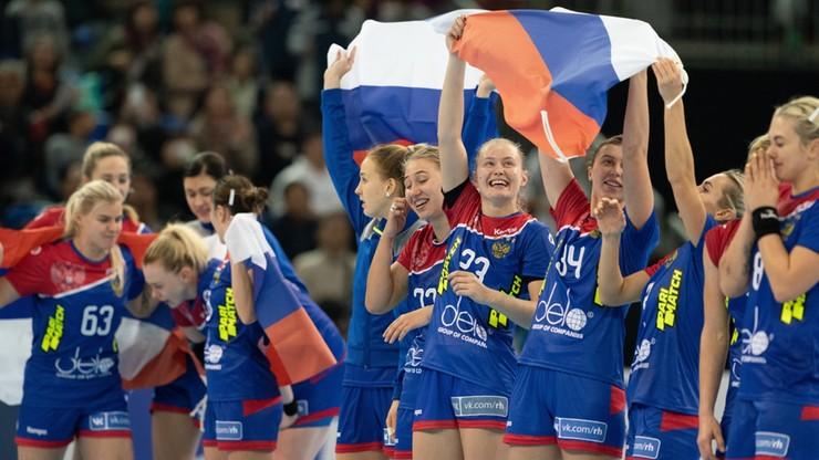 MŚ piłkarek ręcznych: Rosjanki brązowymi medalistkami