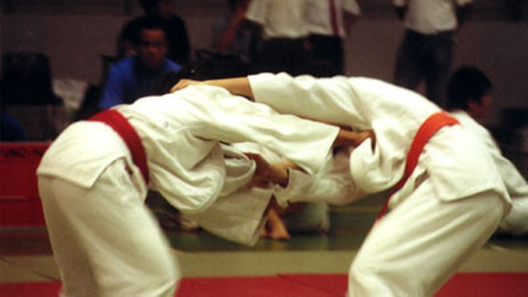 Dwukrotny mistrz świata w judo aresztowany pod zarzutem napaści seksualnej na nastolatkę