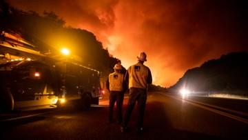 Bezprecedensowe pożary w Oregonie. Ogień pustoszy miasta