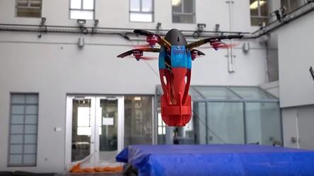 NASA zaprezentowała w akcji działo do wystrzeliwania dronów obserwacyjnych