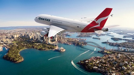 Lot donikąd w Australii. Pasażerowie byli zachwyceni taką podróżą [FILM]