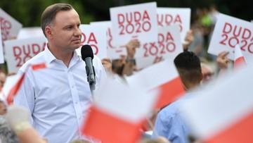 46-latek z zarzutem znieważenia prezydenta za karykaturę Andrzeja Dudy