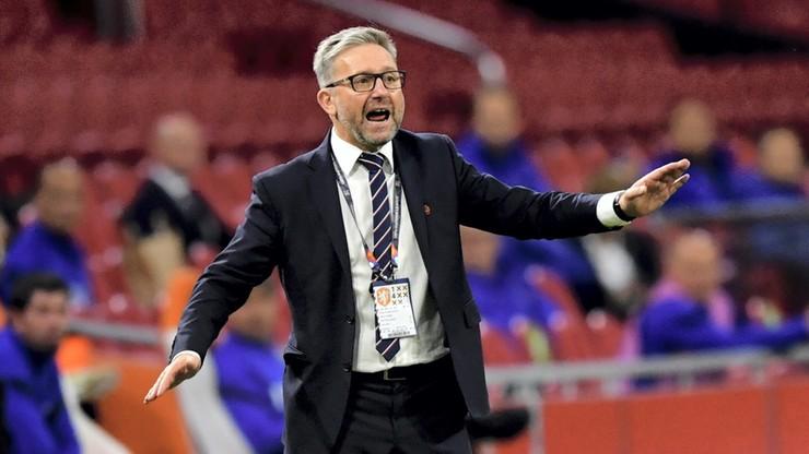Jerzy Brzęczek zdradził, czego zabrakło w meczu z Holandią
