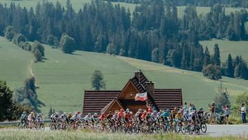 Tour de Pologne 2020. Reportaż z wyścigu w Polsacie Sport