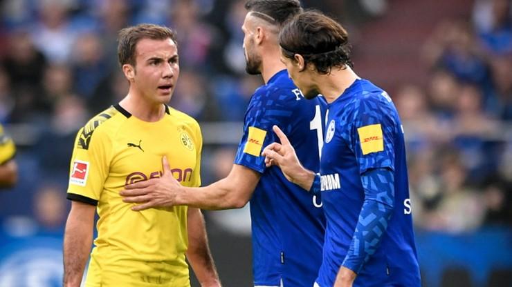 Bundesliga: Przykre sceny w ekipie Borussii. Goetze opuścił stadion w trakcie meczu?