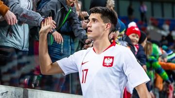Bartosz Kapustka podpisał kontrakt z Legią Warszawa