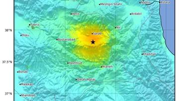 5 osób zginęło, a 120 zostało rannych. Trzęsienie ziemi w Iranie