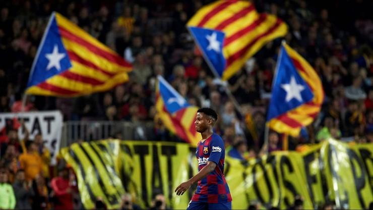 Barcelona przedłużyła kontrakt z 17-letnią gwiazdą. Ogromna klauzula wykupu!