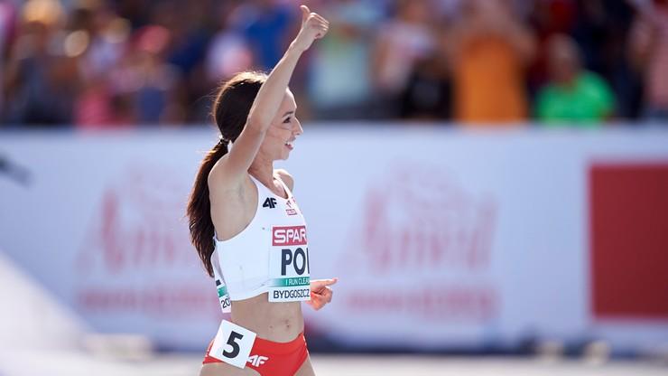 Zwycięstwo faworytów w Memoriale Kamili Skolimowskiej. Sofia Ennaoui z rekordem życiowym
