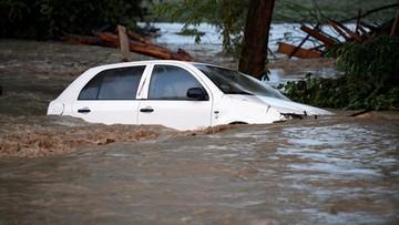 Alerty powodziowe. Groźnie na Podkarpaciu, kolejne województwa zagrożone